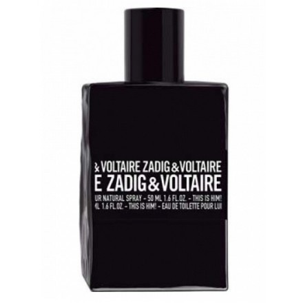 Zadig & Voltaire This Is Him EDT 100 ml мъжки парфюм тестер