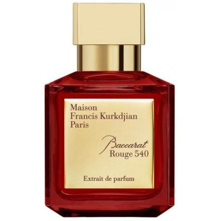 Maison Francis Kurkdjian Baccarat Rouge 540 Extrait de Parfum 70 ml унисекс парфюм тестер